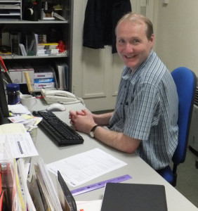 Chris Beale - Ideas2Action Treasurer